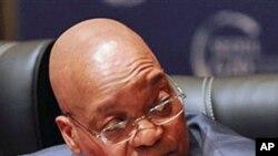 South Africa's President Jacob Zuma (File)