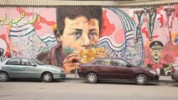 Graffiti Becomes Political Weapon on Cairo Streets