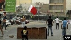 اعتراض در پیشاپیش مسابقات اتومبیلرانی در بحرین