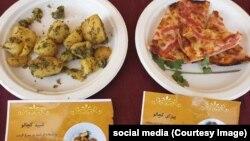 نمایشگاه غذا در جشنواره کچالو