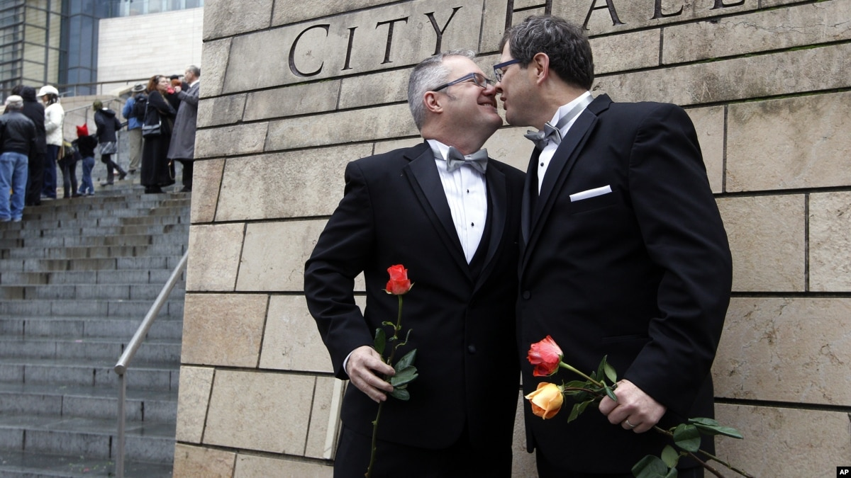 preliminary legal studies same sex Empirical legal studies  religious marriage v legal marriage  with a preliminary injunction requiring her to issue marriage licenses to same sex couples .