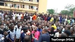 Des étudiants congolais rapatriés de Cuba