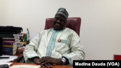 Sanata Dr. Aliyu Sabi Abdullahi shugaban kwamitin yada labaru na majalisar dattawan Najeriya.