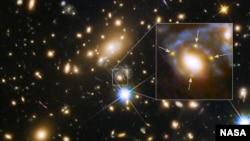 Certaines des galaxies photographiées par le télescope Hubble (NASA)