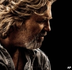 """Jeff Bridges is the Best Actor 50 and over for his moving portrayal of country singer Bad Blake in """"Crazy Heart""""."""