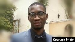 Osvaldo Mboco, docente universitário de Relações Económicas Internacionais