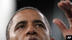 奥巴马8月11日在密西根州发表演说