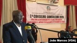 Ministro dos Antigos Combatentes garante continuidade da limpeza