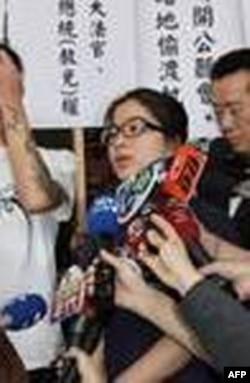 废死联盟执行长林欣怡