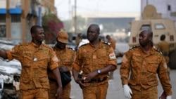 Banbachi Djekoulou ka bigali Franscy ka Ambasi Burkina Faso la
