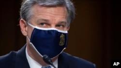 Drejtori i FBI-së Christopher Wray