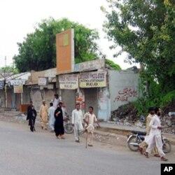 کراچی میں بدامنی