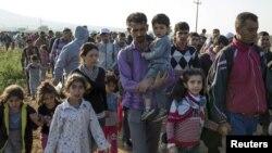 Tổ chức Di dân Quốc tế cho biết hơn 470.000 di dân đã đến Châu Âu trong năm nay, gần phân nửa là từ Syria.