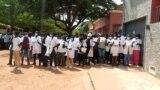 Trabalhadores de saúde, Bissau