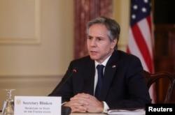 Menteri Luar Negeri AS Antony Blinken