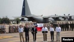 El arribo a Colombia de presidentes como Sebastián Piñera, de Chile; Mario Abdó, de Paraguay; y elrepresentante especial de Estados Unidos para Venezuela, Elliott Abrams, es el resumen de acciones emprendidas días atrás por países reunidos en la OEA y el Grupo de Lima.