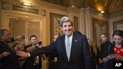 Ông John Kerry đã được Thượng viện chuẩn nhận làm Bộ trưởng Ngoại giao Hoa Kỳ
