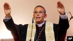 El futuro en la iglesia Católica es incierto para el obispo alemán Franz-Peter Tebartz-van Elst.
