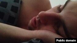 man sleeping / sleep