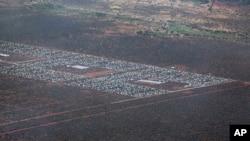 Dadaab, le plus grand camp de réfugiés au monde, en 2012.