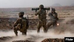 Američki vojnici u Avganistanu (arhivski snimak)