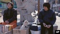 한국 내 탈북자의 삶을 그린 영화 '무산일기' 한 장면