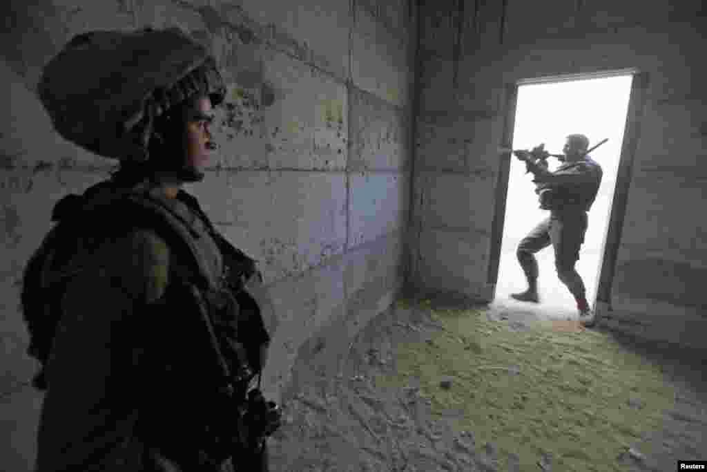 Сектор Газа: эскалация насилия