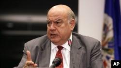El Secretario General de OEA, Jose Miguel Insulza, lamentó el retiro de Colombia del Pacto de Bogotá.
