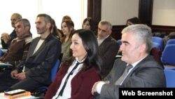 Həbsxanalara ictimai nəzarətə dair seminar
