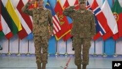 په افغانستان کې د ناتو د ماموریت پای