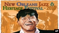 Počeo New Orleans JazzFest 2010