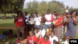 AbeZimbabwe abaseSouth Africa