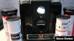Bownie Hawkeye camera