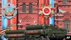 چین، روسیه و ایران از مشتریان عمدۀ میزایل های اس-۴۰۰ ساخت روسیه اند
