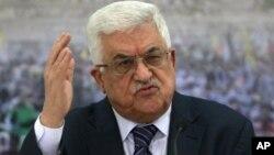 Aktivis HAM menilai pemerintahan Palestina pimpinan Presiden Mahmoud Abbas berusaha membungkam para penentang kebijakan pemerintah (foto; dok).