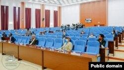 Faayilii - Muummichi Ministeeraa Abiy Ahimed Paartilee Siyaasaa Waliin Yeroo Marii Geggeessan
