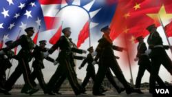 海峡论谈:美中台谍对谍 第五代战争开打?