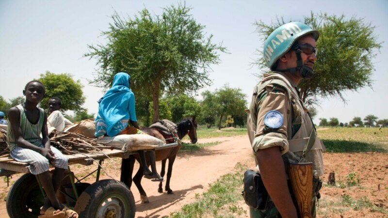 Darfuris See Grim Future With or Without UN Peacekeepers