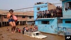 El nuevo incidente aumentó a 67 el número de muertos desde el inicio de las lluvias. Los gobiernos de Colombia y Chile se solidarizaron con Perú y se mostraron dispuestos a ayudar ante alguna solicitud de colaboración.