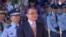 台湾国防部长冯世宽2017年7月11日参加军方一个活动(台湾军闻社视频翻拍)