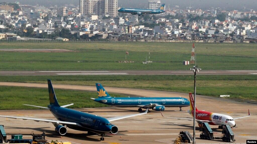 Cạnh tranh giữa Vietnam Airlines và Vietjet Air đang ngày càng tăng