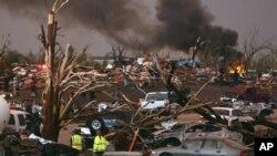 Tornado u Oklahomi razorio čitavo jedno mesto