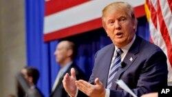 Bakal calon presiden dari Partai Republik Donald Trump (Foto: dok.)