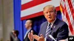 دونالد ترامپ داوطلب نامزدی انتخابات ریاست جمهوری سال ۲۰۱۶ آمریکا - آرشیو