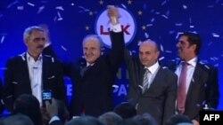 Kosovë: Isa Mustafa, kryetari i ri i LDK