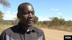 Makomborero Haruzivishe says Zimbabwe's activists are being held at the country's maximum security prison on trumped up treason charges, June 3, 2019. (C.Mavhunga/VOA)