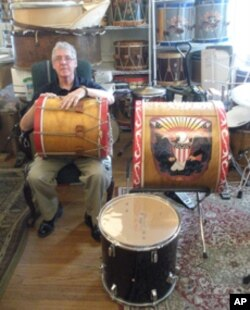 Professional drummer George Carroll says Noble and Cooley's snare drums are 'simply superb.'