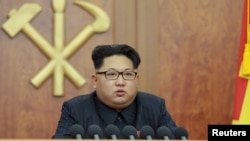 In his New Year's address, Kim Jong Un called for improved ties with Seoul, sparking speculation that he might pursue a conciliatory course as part of preparations for a major party convention in May.