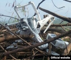 Casus dron