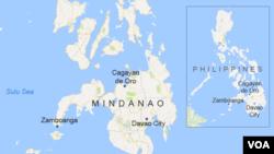 ဖိလစ္ပိုင္ Mindanao ကၽြန္း